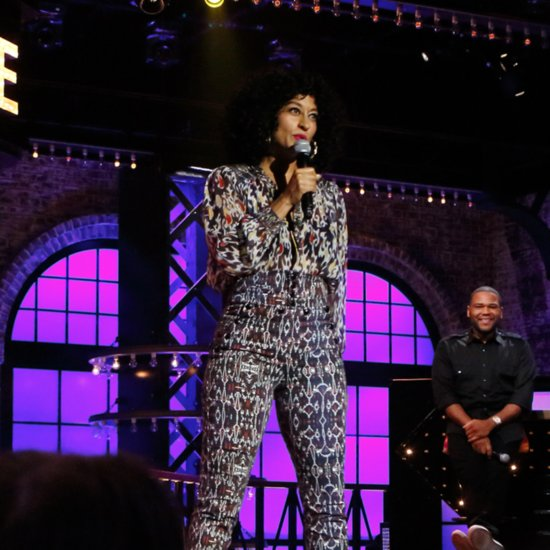 Tracee Ellis Ross Lip Sync Battle 2016