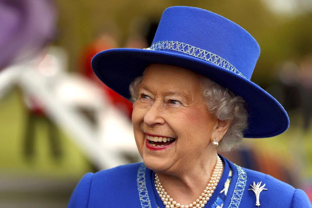 The Real Life Queen Elizabeth II