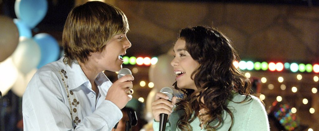 Zac Efron and Vanessa Hudgens's Original HSM Audition Is Perfect