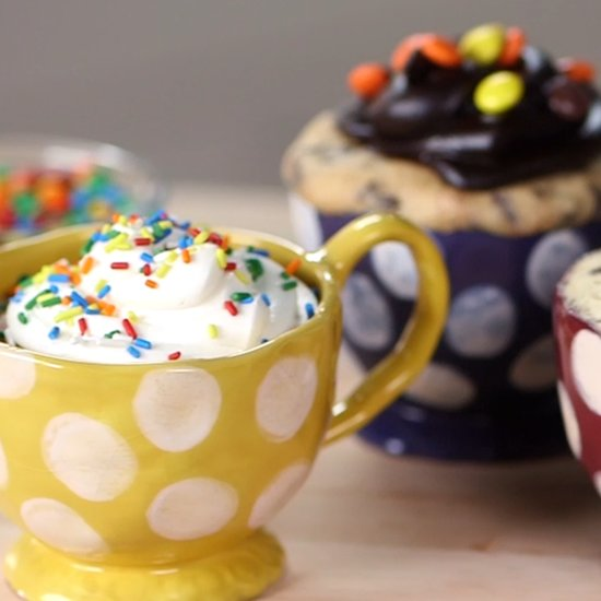 Easy Mug Breakfast and Dessert Recipes