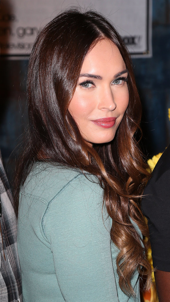 Megan Fox Lists Her Sh...