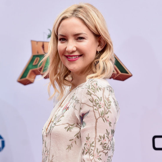 Kate Hudson Plays With Baby Panda Video