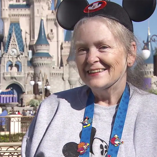 Students Give Cafeteria Worker a Trip to Disney World