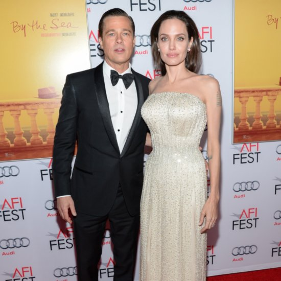 Are Angelina Jolie and Brad Pitt Moving to London?