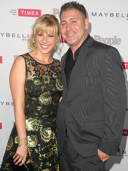 See Candace Cameron Bure and Dave Coulier's Sweet Wishes for Newly Engaged Fuller House Costar Jodie Sweetin