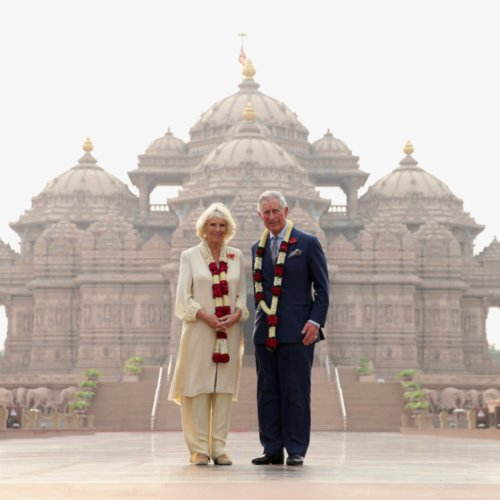 Royal Family Tours to India Over the Years