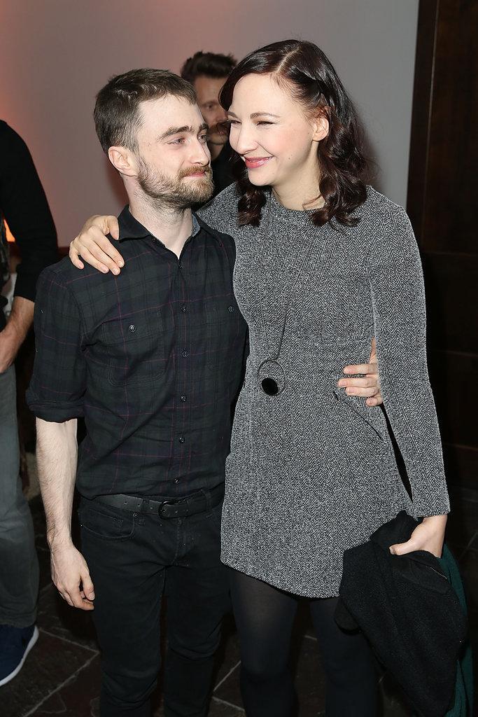 Daniel Radcliffe and G... Daniel Radcliffe Friends