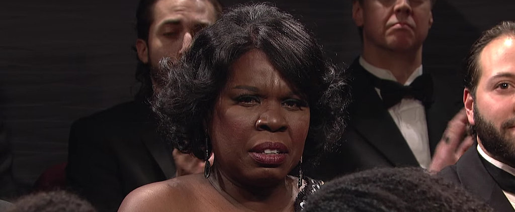 Saturday Night Live Goes Ham on the #OscarsSoWhite Controversy, in the Best Way