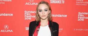 Is It Just Us, or Is Lily-Rose Depp Dressed Just Like Her Dad?