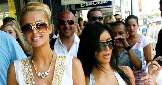 Monokinis, Belly Rings and More Styles Kim Kardashian, Paris Hilton Used to Wear Together