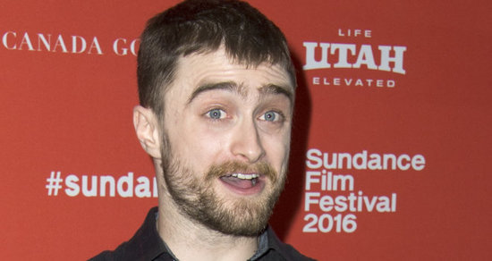 Daniel Radcliffe Reacts to Walkouts During His Farting Corpse Film Premiere