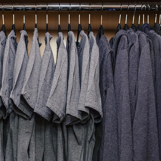 Mark Zuckerberg Can't Decide What to Wear on His First Day Back at Work: The Little Gray T-Shirt or the Little Gray T-Shirt