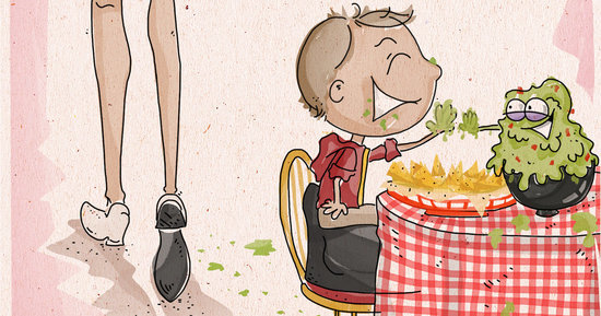 7 Parents Share Wildly Embarrassing Moments With Kids At Restaurants