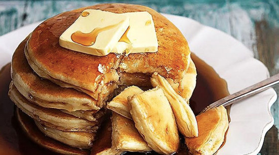 Um, Caffeinated Pancakes Are Now a Thing