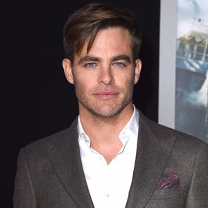Chris Pine at The Finest Hours LA Premiere 2016