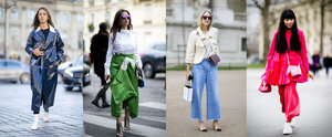 The Street Style at Couture Fashion Week Has Us Wishing For Winter