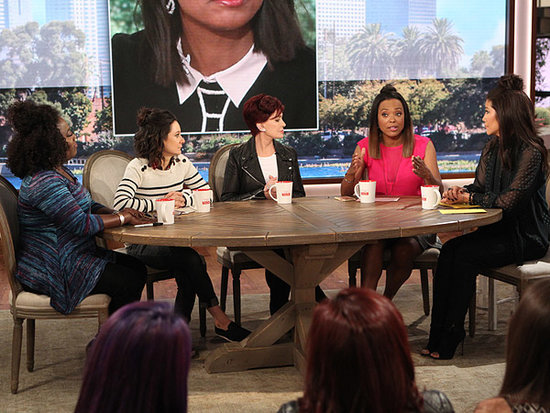 Hair Haters, Back Off! The Talk Host Aisha Tyler Reacts to Being Topknot Shamed