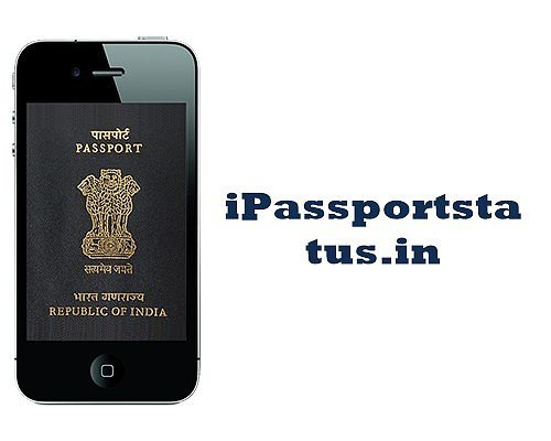 Passport status tracking