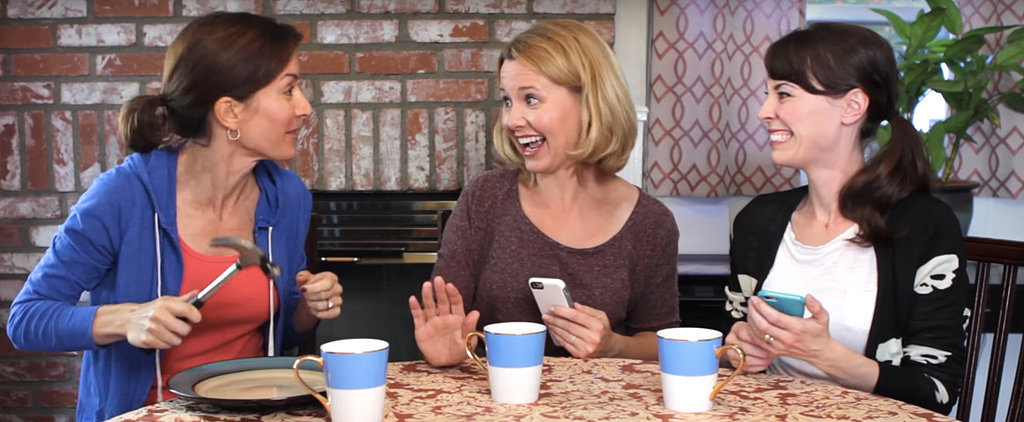 This Video Demonstrating the Effects of Caffeine on Moms Is So Hilariously Relatable