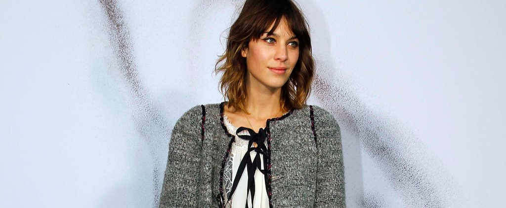 Alexa Chung Reveals the Trend She Tried – and Failed –to Start