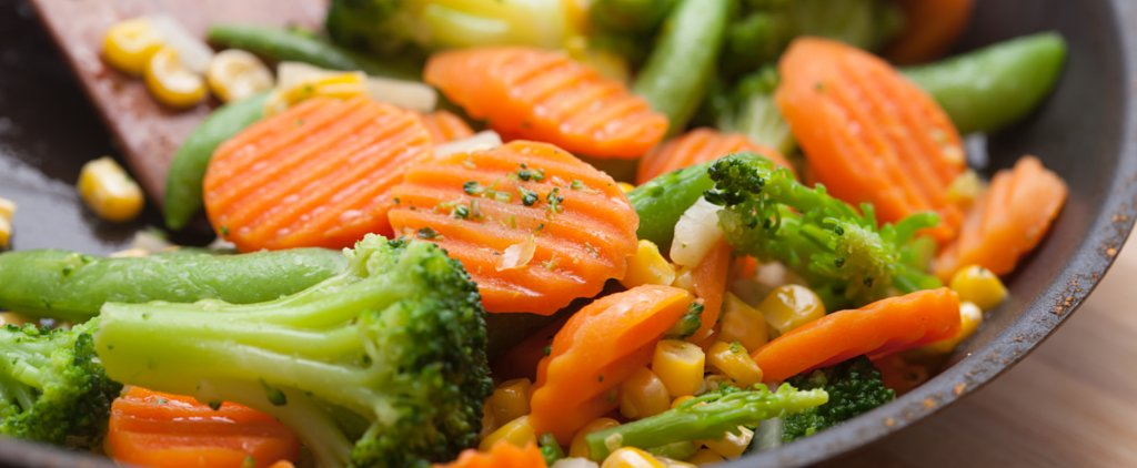 This New Study Says It's Time to Start Frying Your Veggies