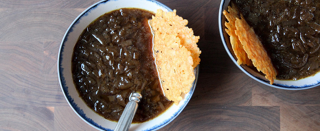 French Onion Soup, the Hands-Off Way (a Slow Cooker's Involved!)