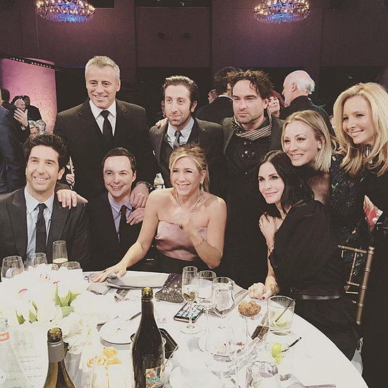 Friends Forever: David Schwimmer Says It Was 'Lovely to Be in the Same Room' as Costars Again