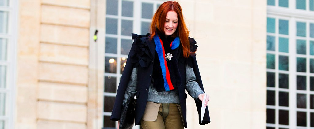 38 Flawless Street Style Looks From Paris Haute Couture Week