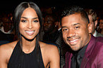 Russell Wilson Simply Could Not Find the Words to Describe Ciara's Beauty, So He Googled Them