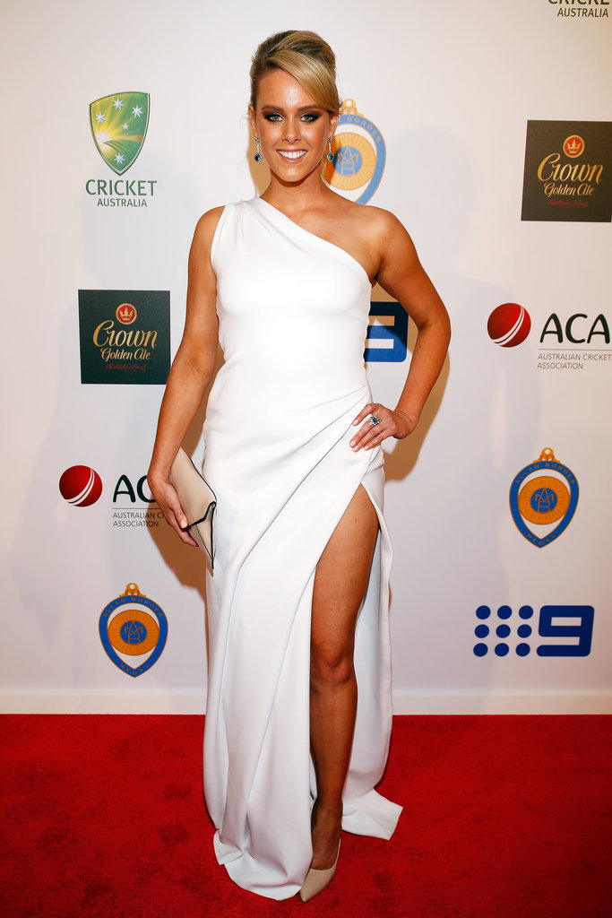 The WAGs Style Stole the Spotlight at the Allan Border Medal