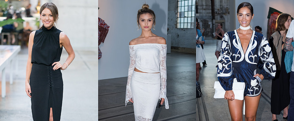 Sydney's Style Set Looked Next-Level Hot at Witchery's Runway Show