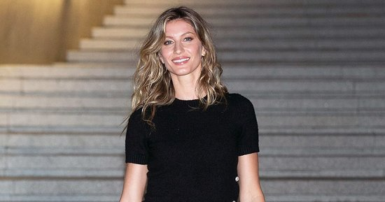 Gisele Bundchen Works Out While Sipping From an Actual Coconut, Plus 7 More Humble-Brags That Made Us Jealous