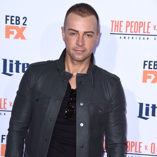All Eyes Were on Joey Lawrence at the American Crime Story Premiere