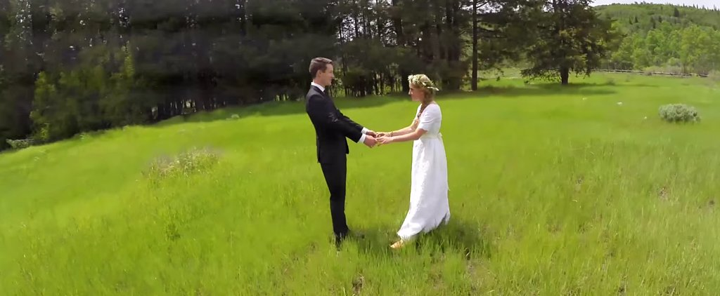 Take 14 Seconds of Your Day to Watch This Utterly Hilarious Wedding Video