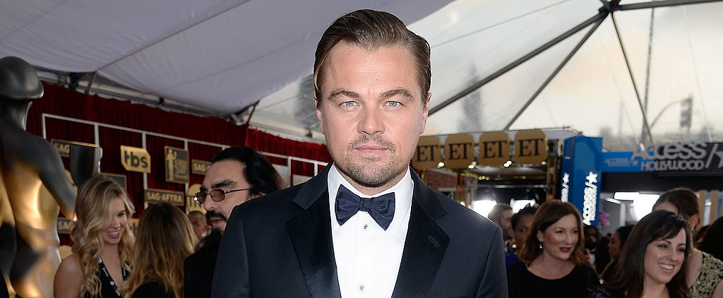 Feast Your Eyes on All the Gorgeous Men at the SAG Awards