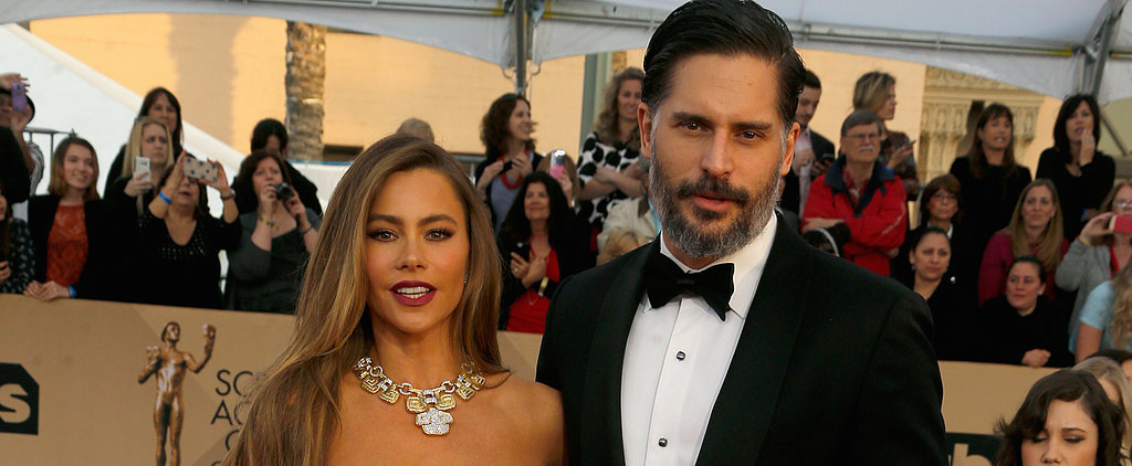 Confirmed: Sofia Vergara and Joe Manganiello Are the Hottest Couple at the SAG Awards
