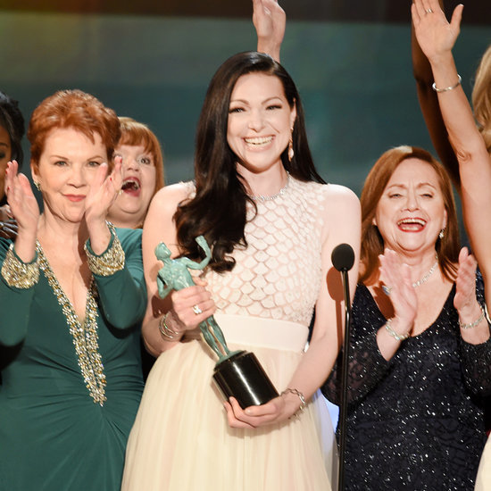 Orange Is the New Black Acceptance Speech at SAG Awards 2016