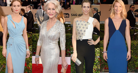 The 2016 SAG Awards Best-Dressed List Is Making Us Feel All The Feels