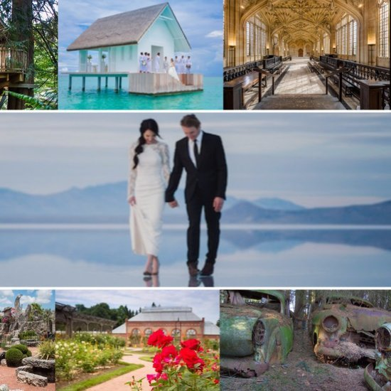 Beatiful Destination Wedding Venues