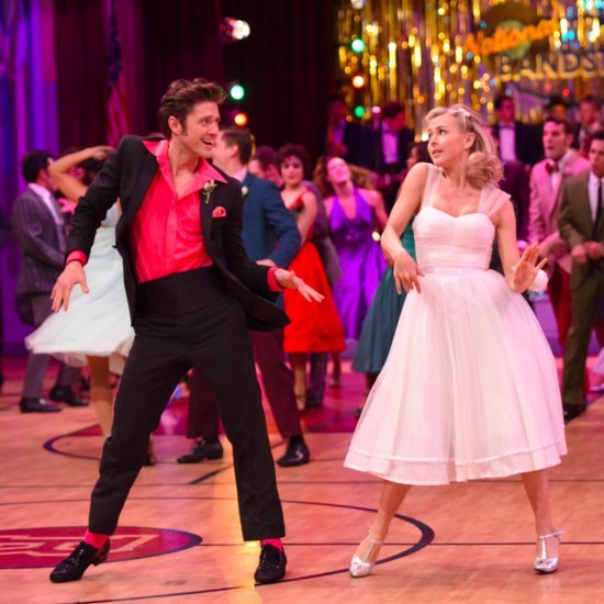 GIF Reactions to Grease Live 2016