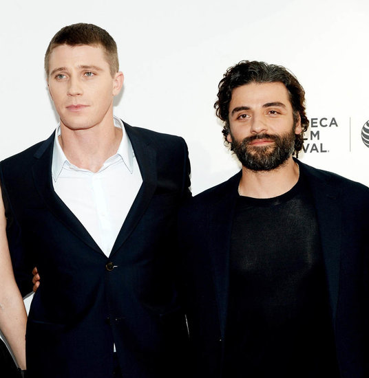 Oscar Isaac and Garrett Hedlund in Mojave movie review