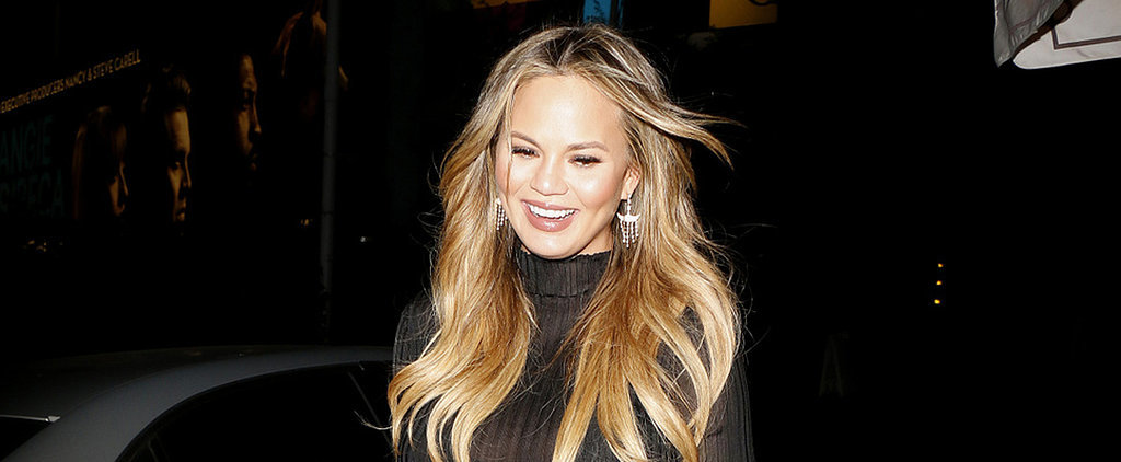 Chrissy Teigen's Got the Date Night Look You Can Copy in a Snap