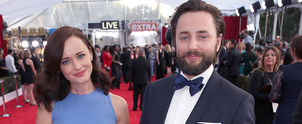 Alexis Bledel Attended the SAG Awards With Her Husband After Gilmore Girls Revival News