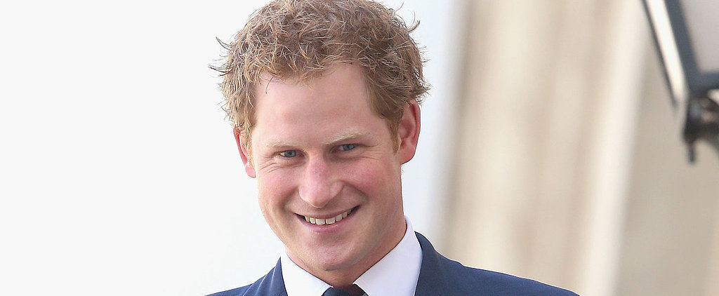 Prince Harry Hangs With Cara Delevingne, Sienna Miller and Margot Robbie