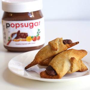 Easy Nutella Croissant Recipe