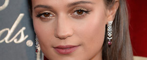 The Products That Made Alicia Vikander Shine on the SAGs Red Carpet