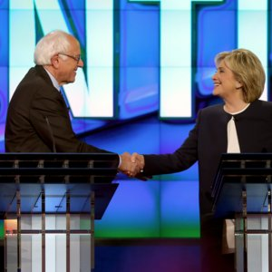 Clinton and Sanders Tie Iowa Democratic Caucus 2016