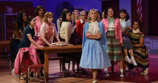 'Grease: Live' Fans Were Not Impressed With The Family-Friendly Censorship