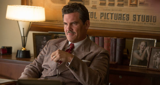 Meet Josh Brolin's Studio Head in This Exclusive 'Hail, Caesar!' Featurette
