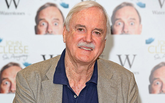 FROM EW: John Cleese Condemns Political Correctness on College Campuses